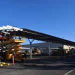 Mondelez Solar Car Park Shade