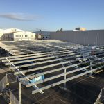 Mondelez Solar Car Park Shade Structure