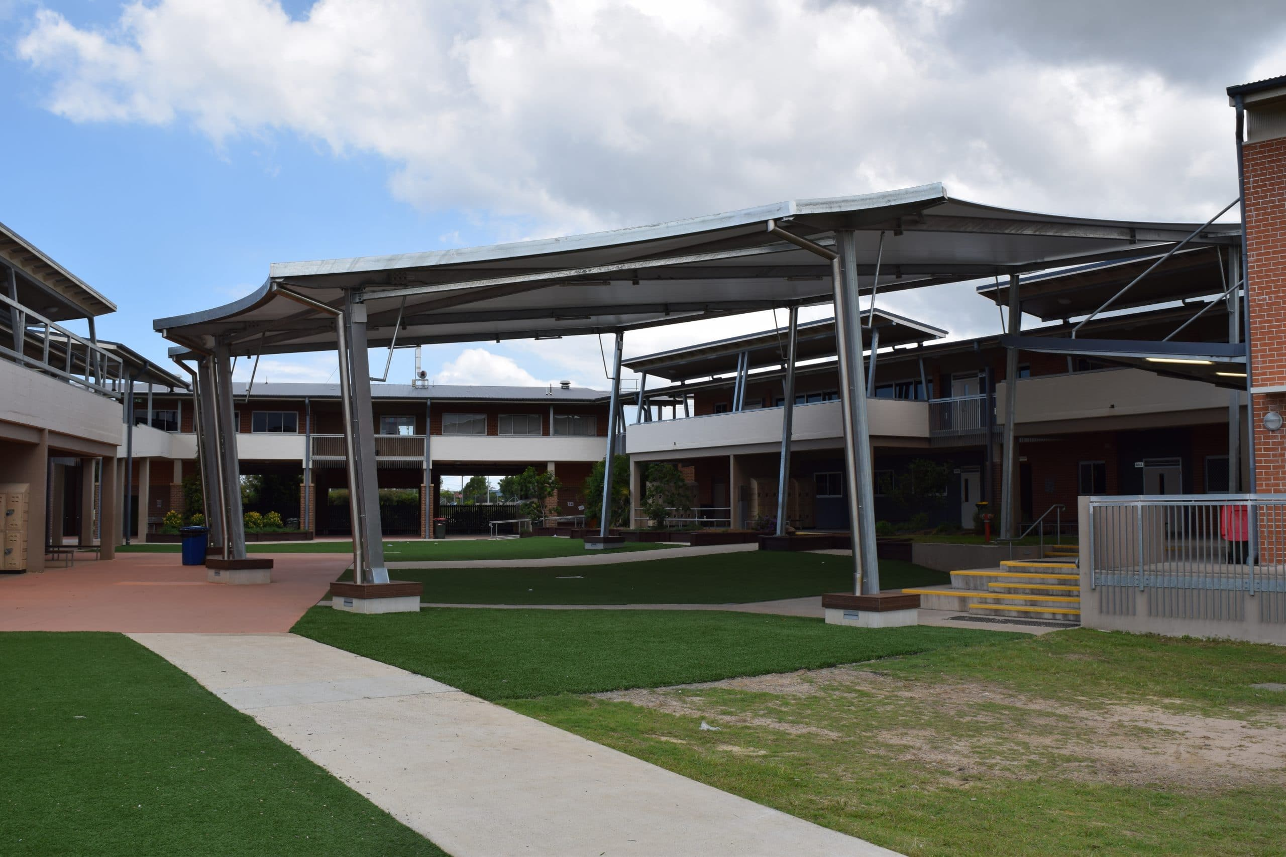 SMSA Shade Structure
