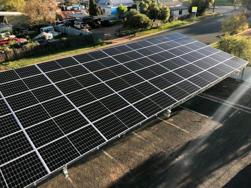 Condobolin Solar Car Parks